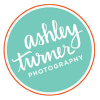 Ashley Turner Photography logo
